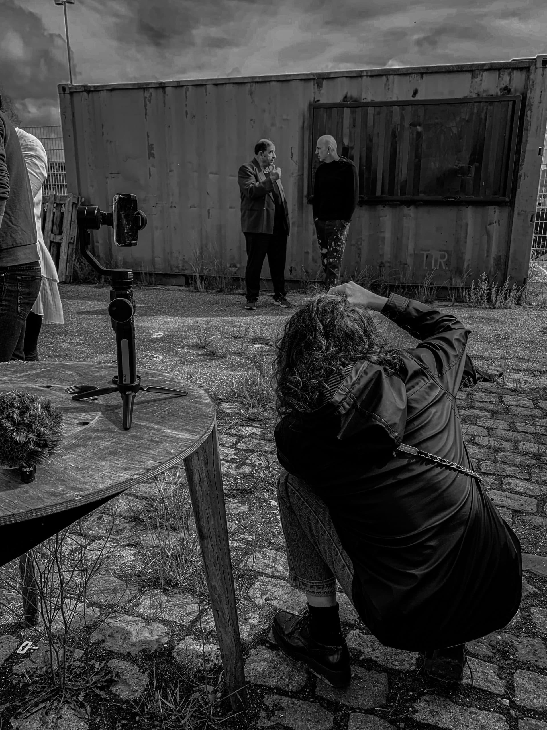 Salomé Danesi photographie Henry Dattas et Jo Stimbre