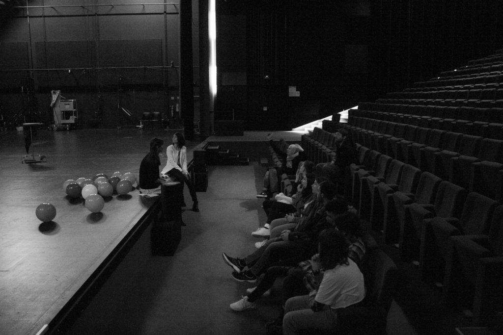 Les jeunes au Théâtre de Gascogne